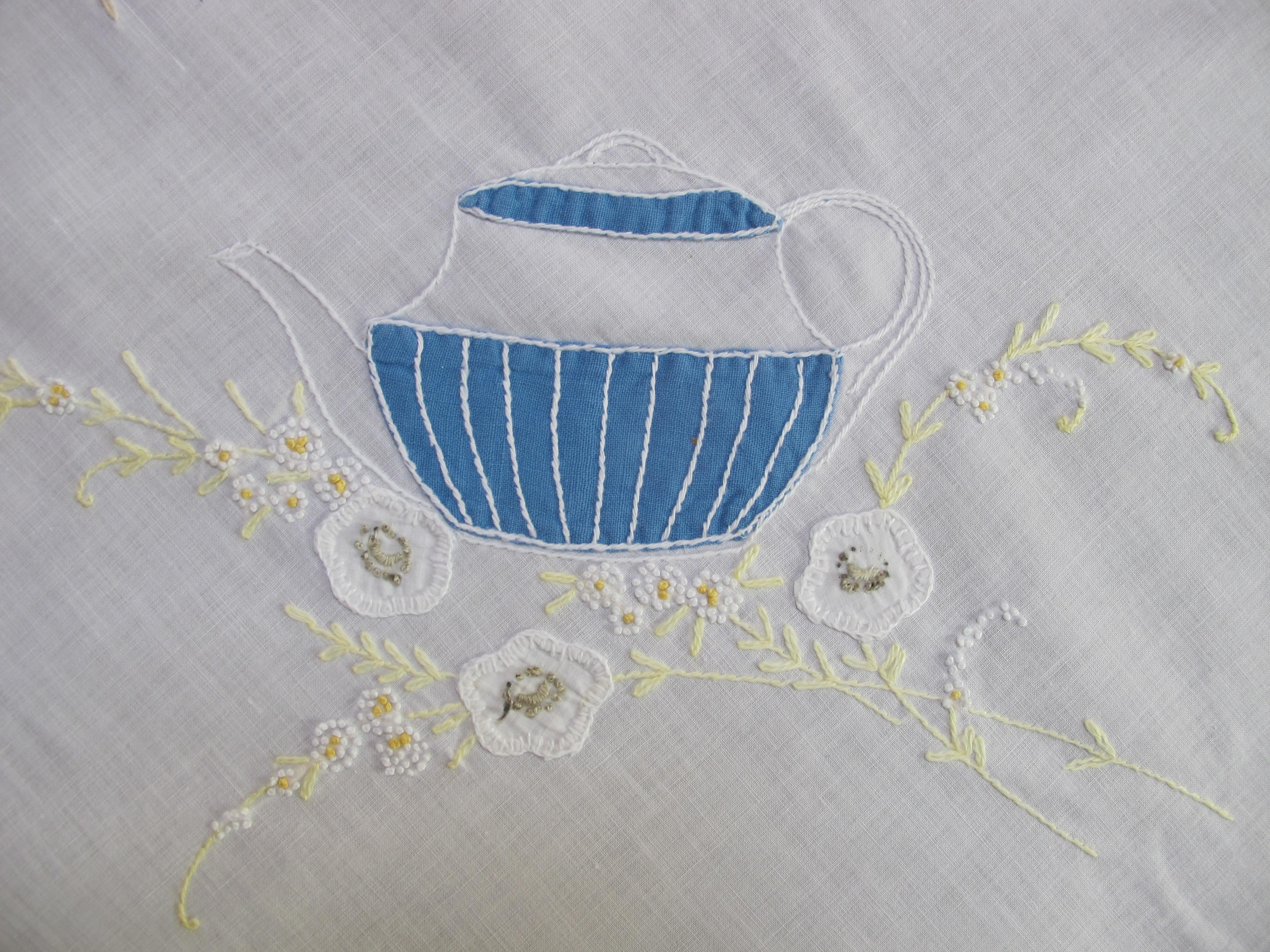 TableclothTeapot