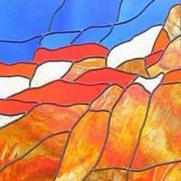 Traversing the Firelands: detail across middle