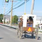 Old School Amish buggy
