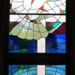 John Porden Memorial Window, Grace Evangelical Lutheran Church, Hopbottom, Pennsylvania